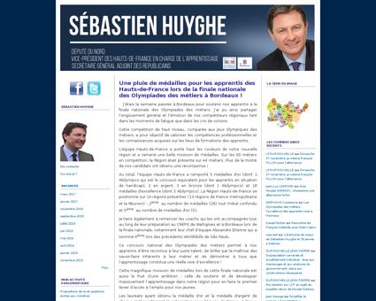 Sebastienhuyghe.blogs.com Sebastien