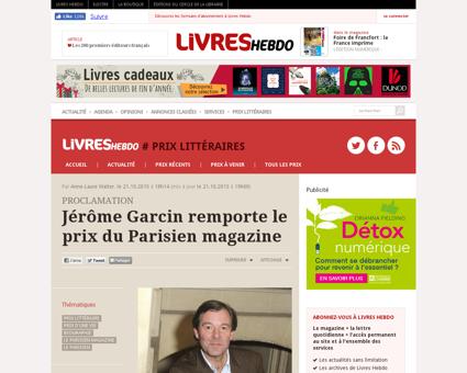 Jerome GARCIN