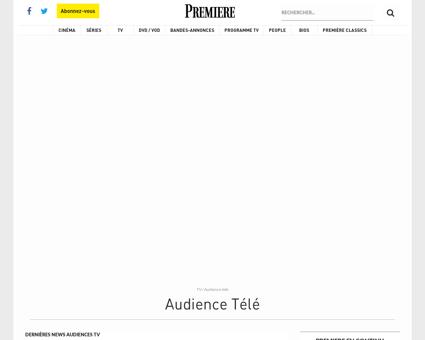 Audience tele Valerie