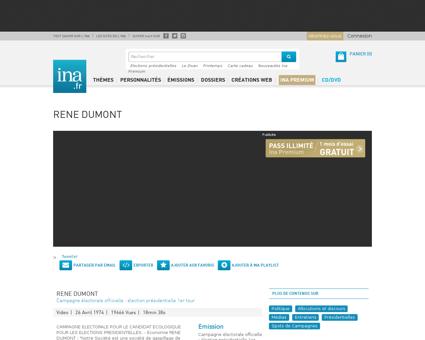 Rene dumont.fr Rene