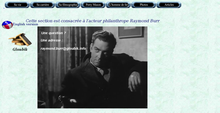 Biographie Raymond