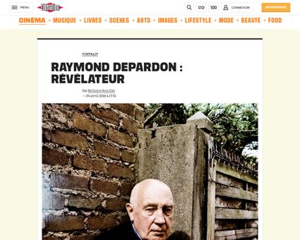 Raymond depardon revelateur 1448317 Raymond