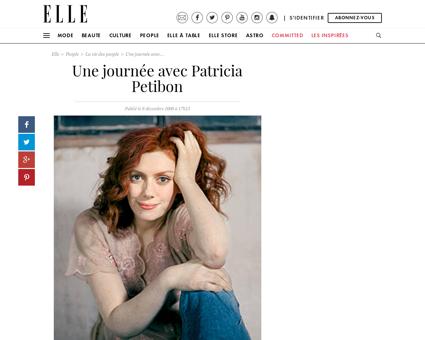 Patriciapetibon.artistes.universalmusic. Patricia