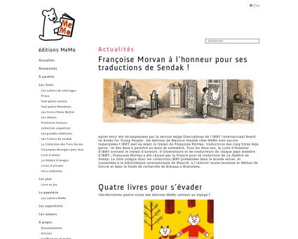 Editionsmemo.fr Patrick
