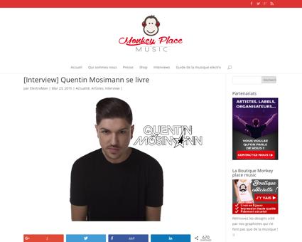 Interview quentin mosimann se livre Quentin