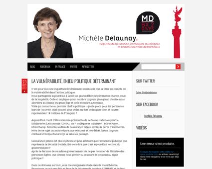 Michele delaunay.net Michele