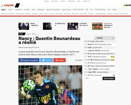 Football.joueurs.quentin.beunardeau.1130 Quentin