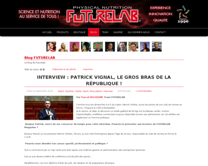 Patrick VIGNAL