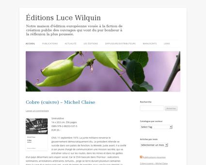 wilquin.com Luce