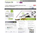 campanile-paris-west-near-gennevilliers-port-official-site