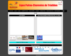 ligue reg pc developpement triathlon Poitoucharentes