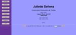 bouillot deliens juliette Juliette