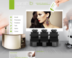 sarah b coiffure Sarah